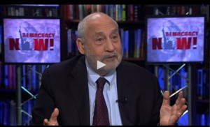 USA: Our Economy Is Not Working: Joseph Stiglitz on Widening Income Inequality & the Fight for $15