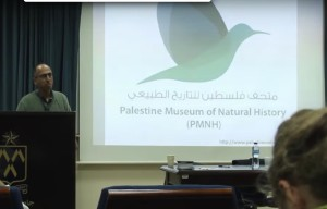 Join the Palestine Museum of Natural History: Why doing so is so important