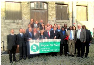 Mayors for Peace – action priorities
