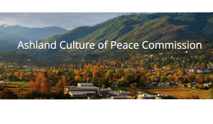 USA: Working on creating a culture of peace in Ashland