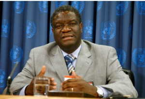 PORTRAIT: Dr. Denis Mukwege, the man who repairs women in eastern DRC