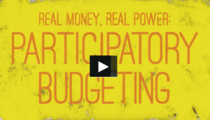 Progress in Participatory Budgeting