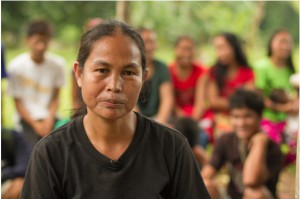 On remote Philippine island, female forest rangers are a force to be reckoned with