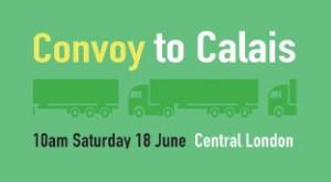 UK Stop the War Coalition: Convoy to Calais