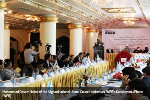 IWPR Holds Landmark Afghan Peace Conference