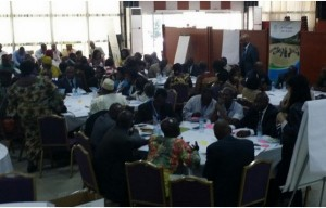 "Sub-regional consultation on ""Youth and culture of peace in Central Africa"""