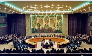 Intergovernmental Negotiations on Security Council Reform