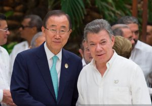 Colombia ceasefire is a step forward for the culture of peace