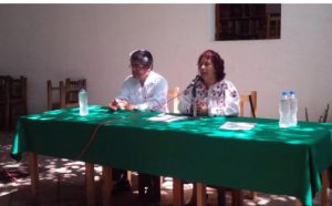 "Mexico: Presentation of the project ""Oaxaca Intercultural"""