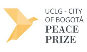 UCLG City of Bogotá Peace Prize: Finalists selected!