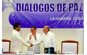 Historic Peace Accord for Colombia Is Signed in Havana