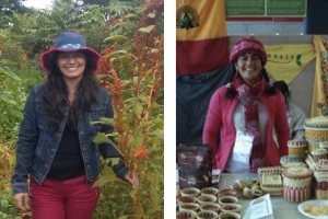 Three Colombian women tell us why preserving seeds is an act of resistance