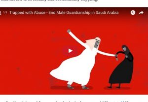 Hundreds of Thousands Join Saudi Women-Led Campaign to End Male Guardianship in the Kingdom