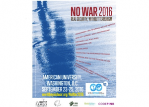 USA: World Beyond War conference