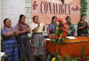 Guatemala: 28 years of struggle for  the life, dignity and rights of women survivors of genocide