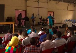 Goma, Democratic Republic of Congo: The commemoration of the International Day of Peace