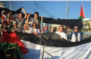 'Women's Boat to Gaza' set to arrive in Gaza within hours amid fears of Israeli hijacking