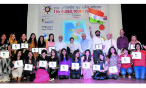 Chandigarh, India: 11th Global Youth Peace Fest