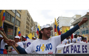 Congress of Colombia to discuss new peace pact