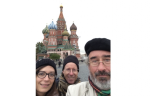 "A Visit to Russia for ""Life Extension"" of the Planet"