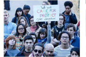 USA: 'Sanctuary campus' protests demand universities protect immigrants