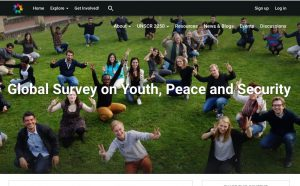 Global Survey on Youth, Peace and Security