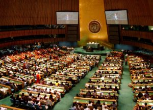 Over 100 countries sponsor annual resolution on the culture of peace at the UN General Assembly