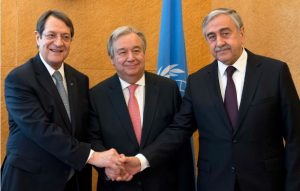 'Cyprus can be symbol of hope' the world badly needs, says UN chief Guterres as conference opens