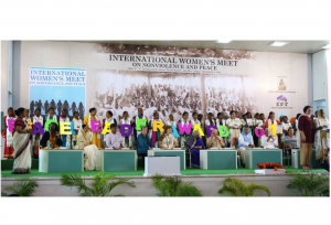 "Women Unite for Global Action on Peacebuilding: The Women's International ""Peace Meet"" (Jalgaon, India)"