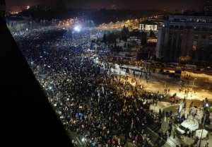 Live long and protest: the power of mass action is alive in Romania