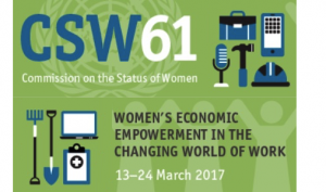 UN Commission on the Status of Women – 2017