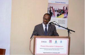 Rwanda: Peace Education Added to National Curriculum