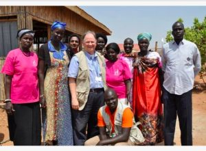 Nonviolent Peaceforce in South Sudan: The extremes of the human spirit