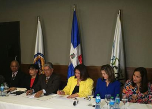 Organizations sign agreement to promote a culture of peace in Dominican Republic
