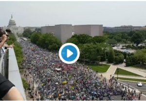USA: Peoples Climate March a Huge Success: Final Count: 200,000+ March in D.C. for Climate, Jobs and Justice