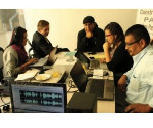 The European Union gives voice to peace in Colombia with community radio
