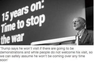 UK: Surprise, Surprise, Jeremy Corbyn's Anti-War Policies Turned out to Be a Vote Winner