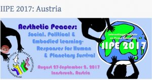 Innsbruck, Austria:  2017 International Institute for Peace Education (IIPE)