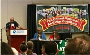 USA: United National Anti-War Coalition (UNAC) conference