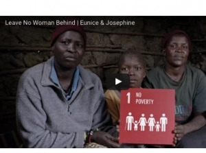 UN: New films on Global Goals spotlight women's journeys of resilience