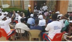 Gambian Youth Engage in the Promotion of Peace, Sustainable Development and Global Citizenship