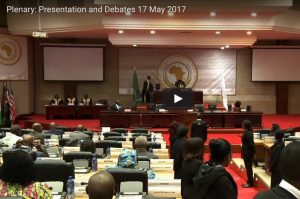 Pan-African Parliament session adopts recommendations and resolutions