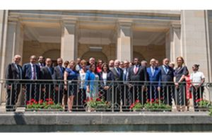 Members of Parliament from Middle East find innovative solutions to regional water issues
