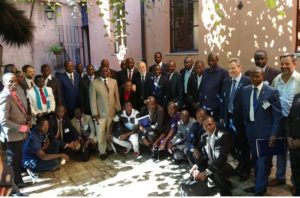 Central African Republic: peace agreement reached at Sant'Egidio
