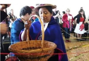 Women's Council for Peace in Colombia created by indigenous women