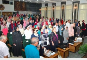 "Egypt: Women's Conference in Gharbia organizes ""Women's Peacemaker"" conference"