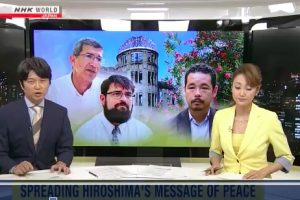 Spreading Hiroshima's Message of Peace