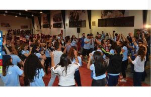 Caritas Jordan hosts Youth World Peace Forum