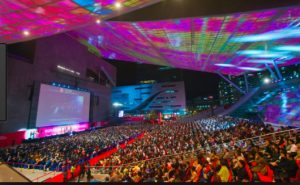 South Korea: Busan Film Festival and creation of world culture
