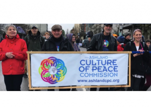 USA: Ashland Culture of Peace Commission – A small town can play a big role